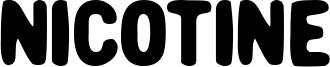 Nicotine Font