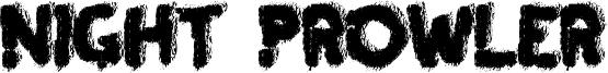 Night Prowler Font