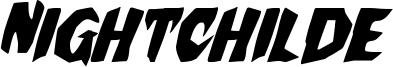nightchildestagital.ttf