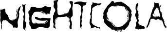 NightCola Font
