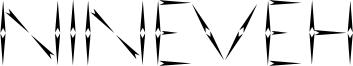 Nineveh Font