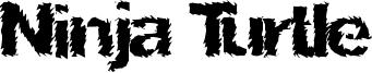 Ninja Turtle Font