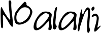 Noalani Font