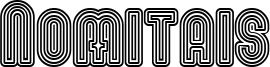 Nomitais Font