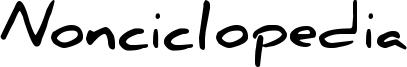 Nonciclopedia Font