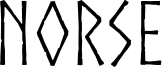 Norse Font