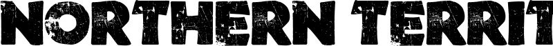 Northern Territories Font