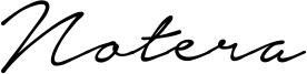 Notera Font