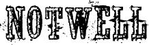Notwell Font