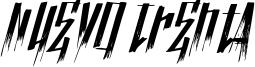 Nuevo Trenta Font