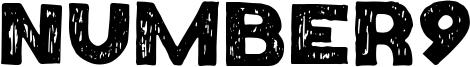 Number9 Font