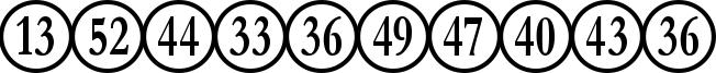 numberpile reversed.ttf
