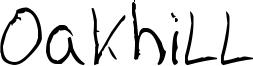 Oakhill Font