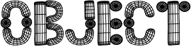 Object Font