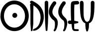 Odissey Font