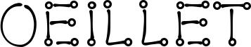 Oeillet Font