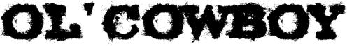 Ol' Cowboy Font