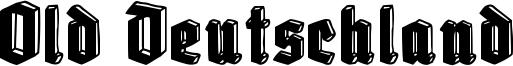 Old Deutschland Font