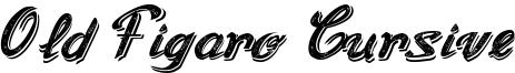 Old Figaro Cursive Font
