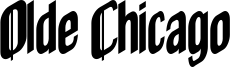 Olde Chicago Font