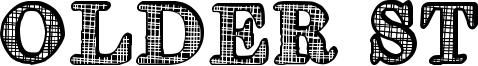 Older ST Font