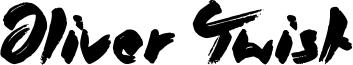 Oliver Twist Font
