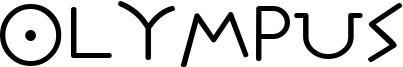 Olympus Font