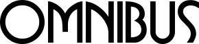 Omnibus Font