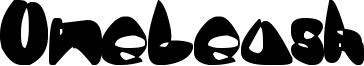 OneLeash Font