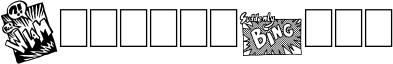 OnomatoVlam Font
