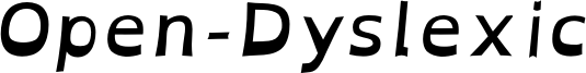 OpenDyslexic-BoldItalic.otf