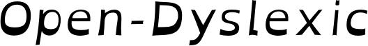 OpenDyslexic-Italic.otf
