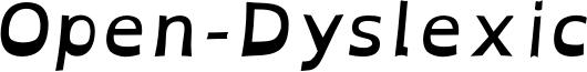 OpenDyslexicAlta-BoldItalic.otf
