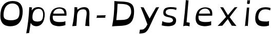 OpenDyslexicAlta-Italic.otf