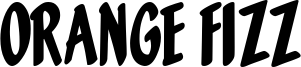 Orange Fizz Font