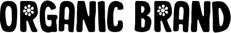 Organic Brand Font