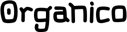 Organico Font