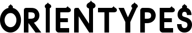 Orientypes Font