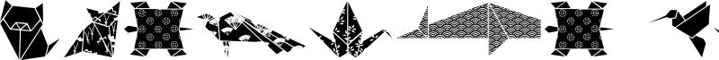 origamibats.otf