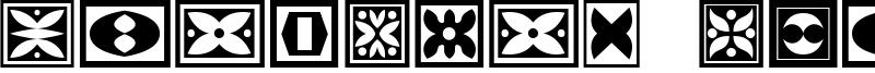 Ornament Borders Font