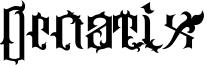 Ornatix Font