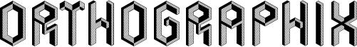 Orthographix Font