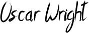 Oscar Wright Font