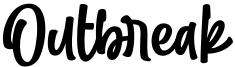 Outbreak Font