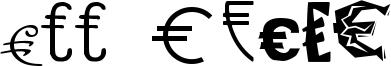 P22 Euros Font