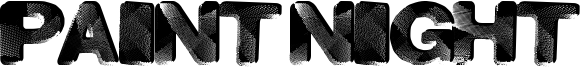 Paint Night Font