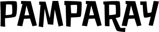 Pamparay Font