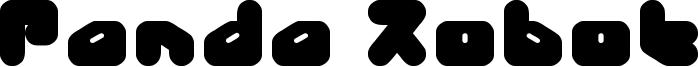 Panda Robot Font