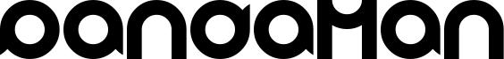 Pandaman Font