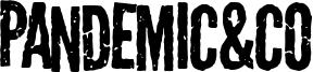 Pandemic&co Font